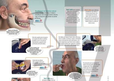 Idosos e a prótese total dentária